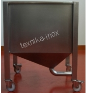 300L BIN FOR VISCOUS MATERIALS